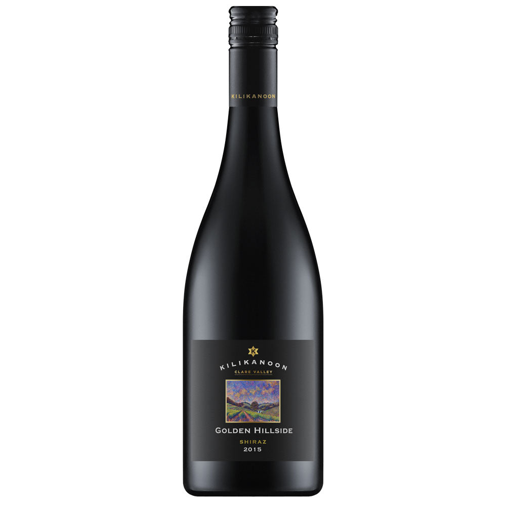 2015 Golden Hillside Shiraz