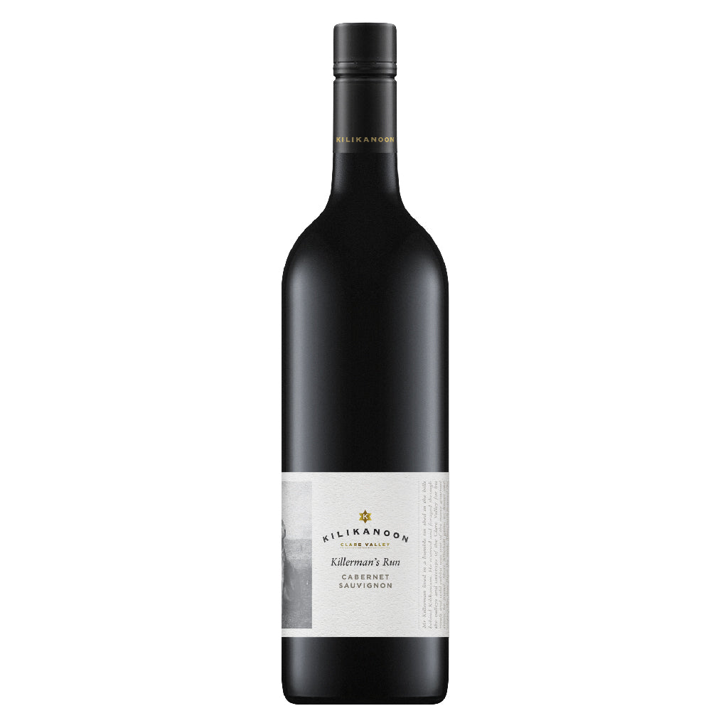 2016 Killerman's Run Cabernet Sauvignon - Back Vintage