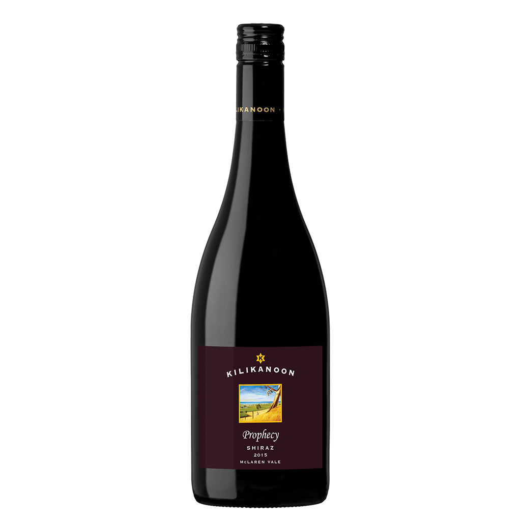 2015 Prophecy Shiraz - CASE