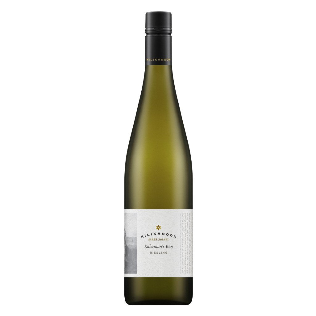 2018 Killerman's Run Riesling - Back Vintage