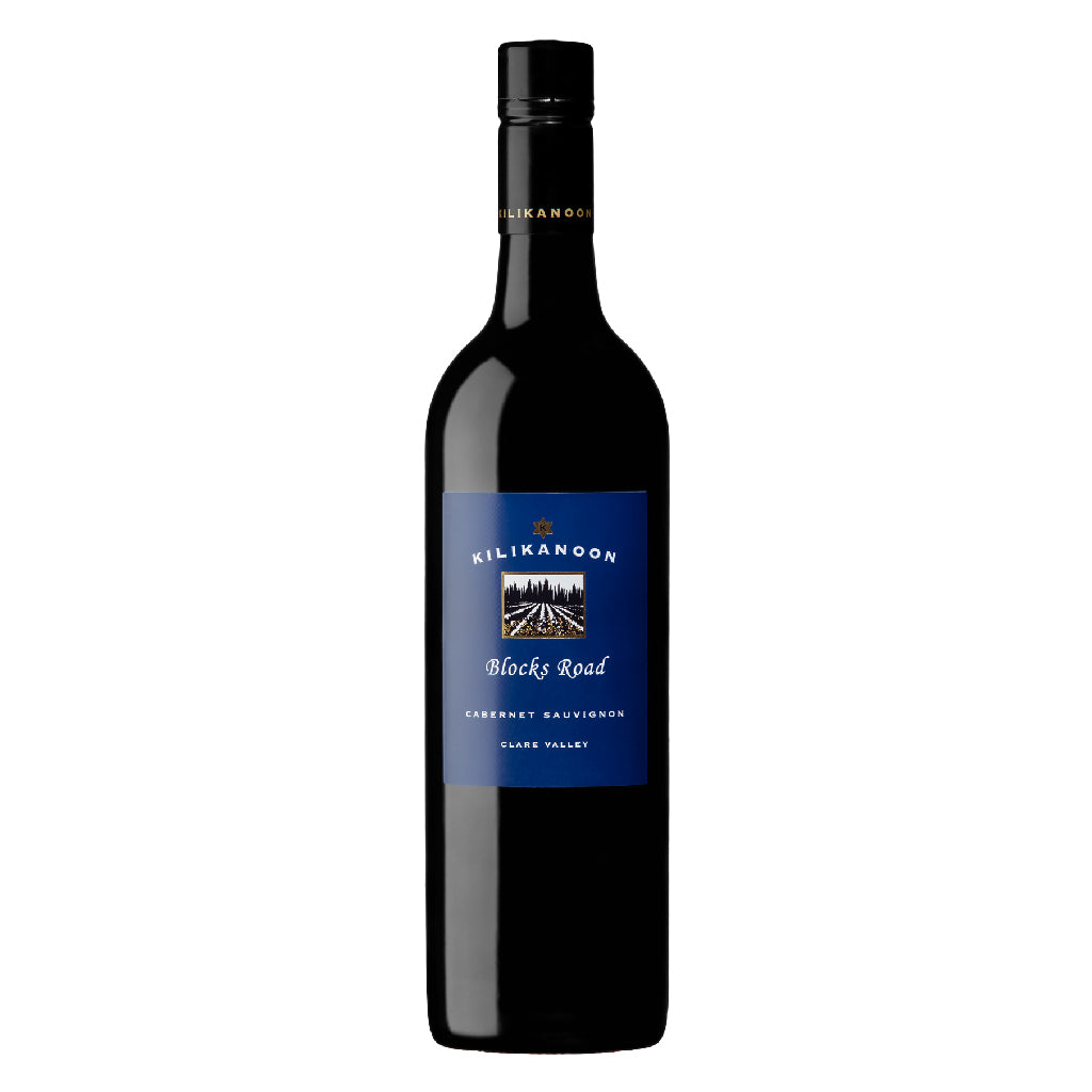 2014 Blocks Road Cabernet Sauvignon - Back Vintage