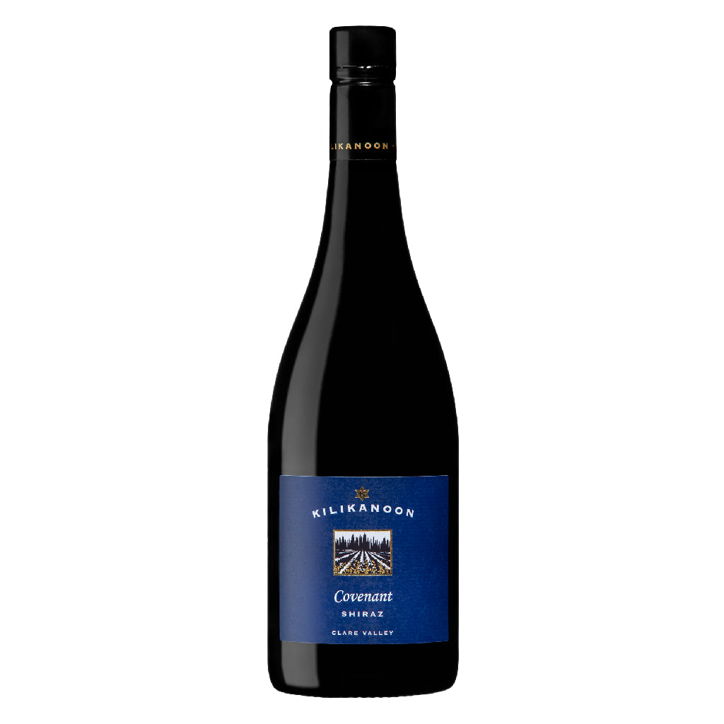 2014 Covenant Shiraz - Back Vintage