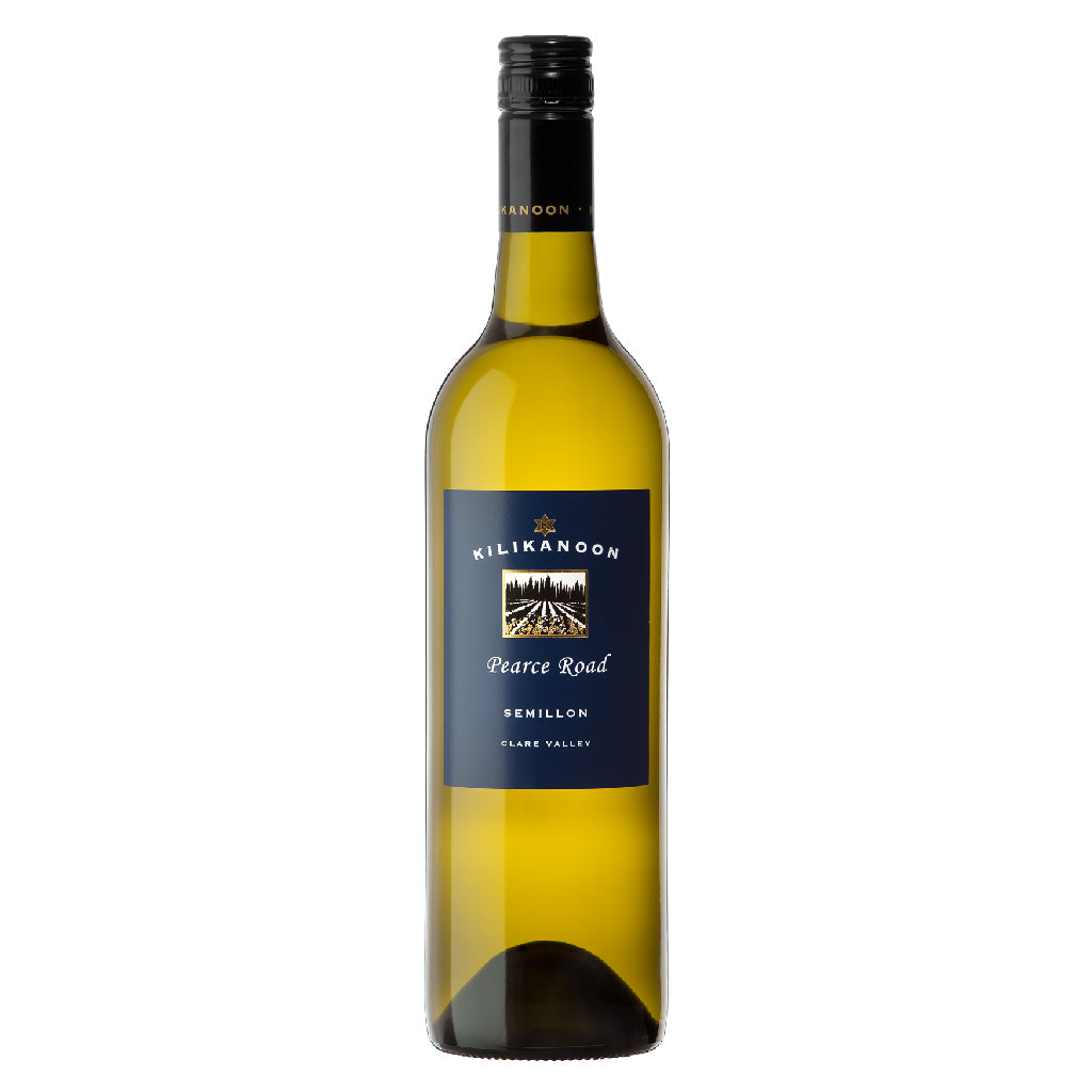 2016 Pearce Road Semillon - Back Vintage