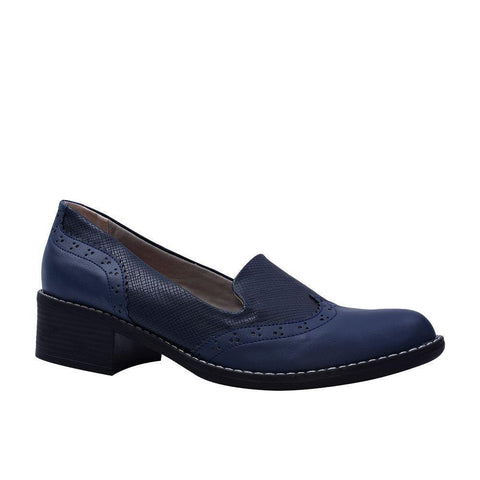 MOCASIN DALLAS AZUL