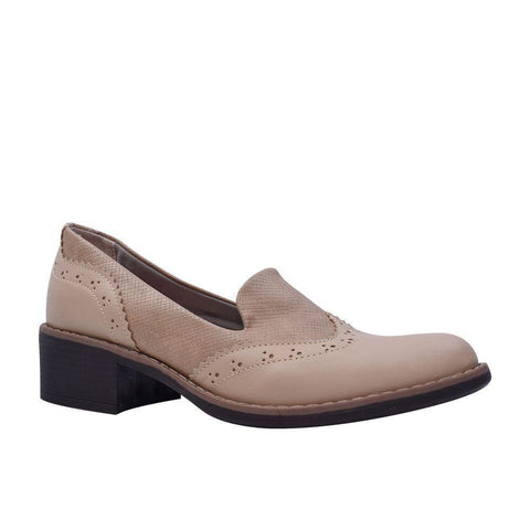 MOCASIN DALLAS BEIGE