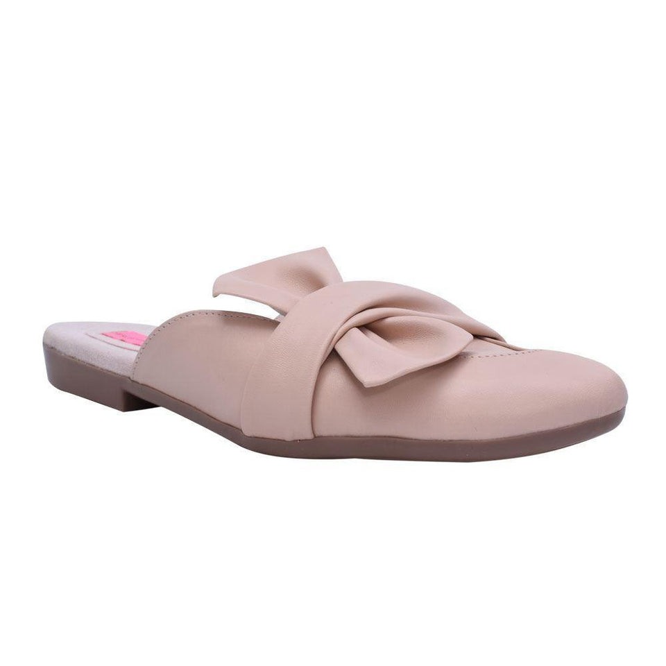 ZUECO PUNTA FAVE BEIGE