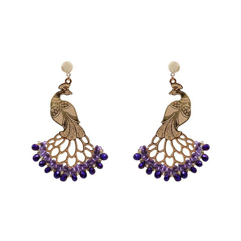 AM ARETES PAVO REAL GENERICO