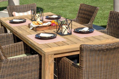 outdoor furniture, patio furniture, outdoor tables, patio sets, teak furniture, teak tables