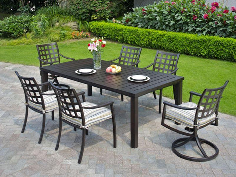 outdoor furniture, patio furniture, outdoor tables, patio sets, cast aluminum