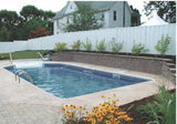 RADIANT 12' x 24' IN-GROUND Rectangle SWIMMING POOL