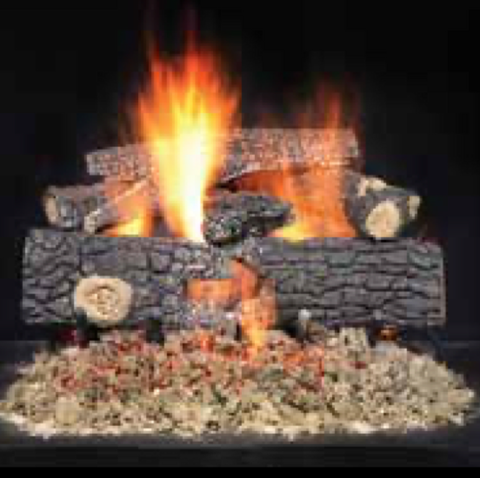 Fireside Realwood Vented Gas Log