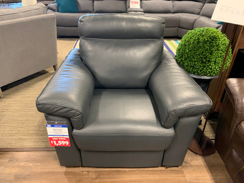 Brivido Recliner - FLOOR MODEL CLEARANCE - SAGINAW