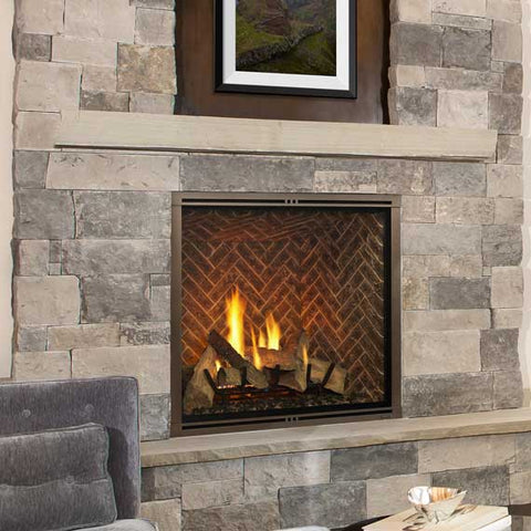 Marquis 2 Direct Vent Fireplace