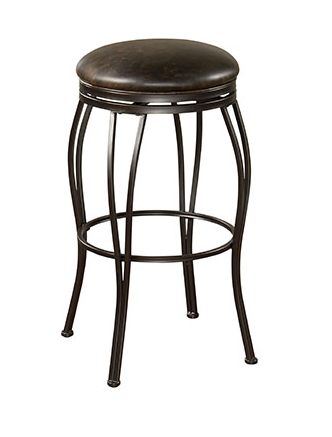 Romano Backless Bar Stool
