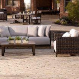 patio furniture, wicker patio furniture, outdoor furniture sets, firepits