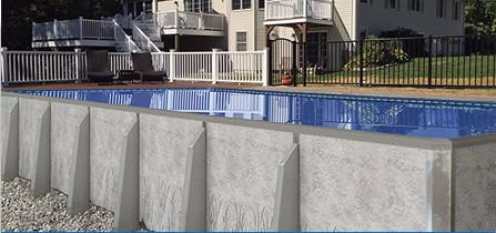 RADIANT 12' x 24' Rectangle SWIMMING POOL