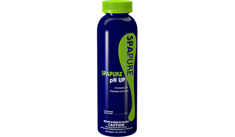 pH up 16oz SPA & HOT TUB