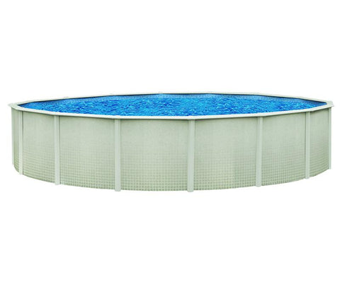 "Reprieve 24' x 52"" Round Swimming Pool"