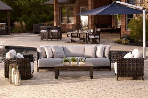 wicker furniture, wicker sofa, outdoor furniture, patio furniture