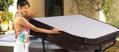 spa covers, hot tub covers, hot tubs and spas, hot spring spas for sale