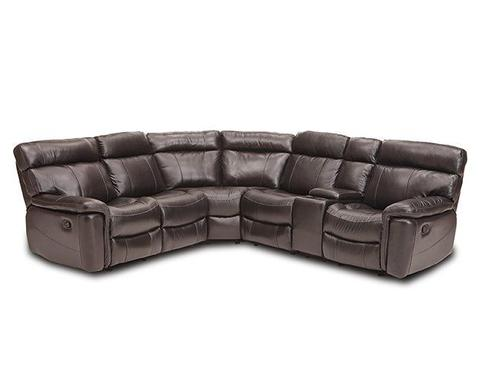 Tuscany Sectional - Power Recline