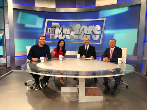 Dr. Brandeis was recently featured on the DOCTORS SHOW talking about Triple Therapy.
