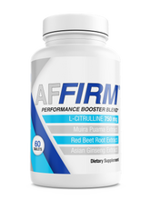 Load image into Gallery viewer, AFFIRM L-Citrulline Dietary Supplement I 60 Tablets