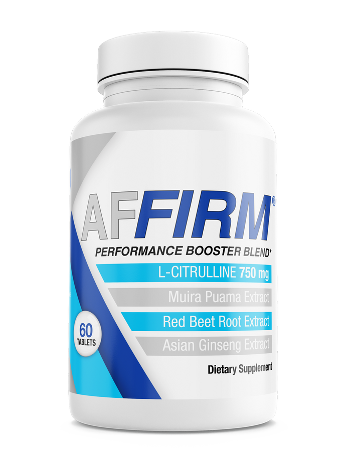 AFFIRM L-Citrulline Dietary Supplement I 60 Tablets