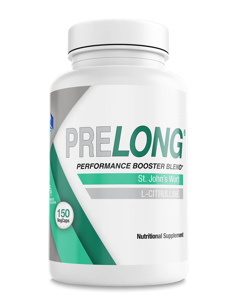 PRELONG for Premature Ejaculation I 150 Capsules I One bottle
