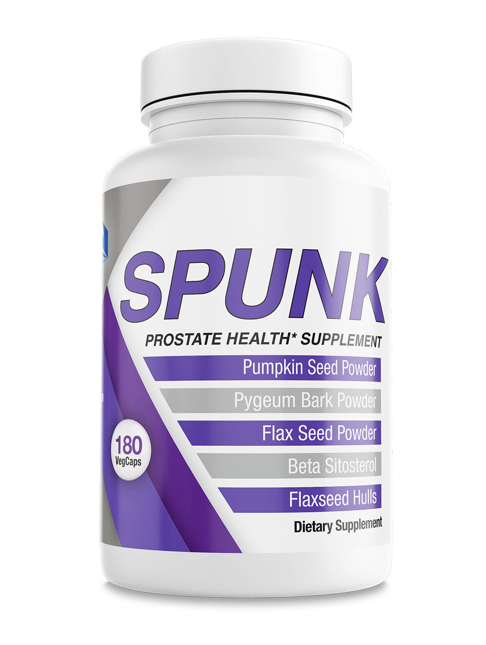 SPUNK I 180 capsules I 1 bottle I 3 MONTH SUPPLY