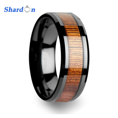 SHARDON Tungsten Carbide Band