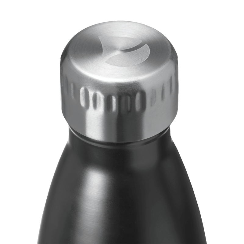 FLSK 5dl 0.75dl Thermosflasche, Black, detail