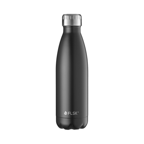 FLSK 5dl 0.75dl Thermosflasche, Black