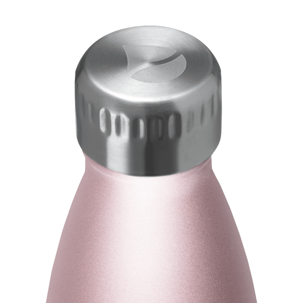 FLSK 5 dl Thermosflasche, Rose-Gold, detail