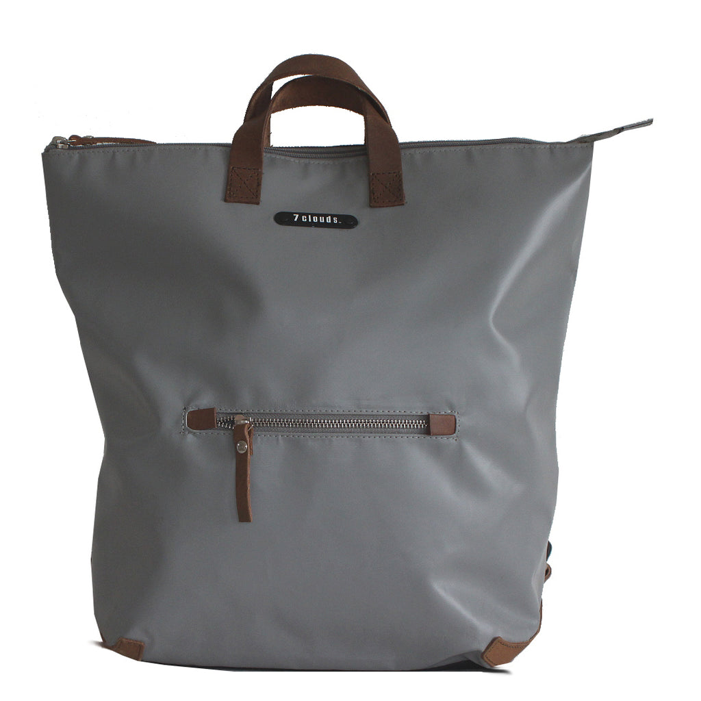 Rucksack & Shopper Shams grau 7Clouds