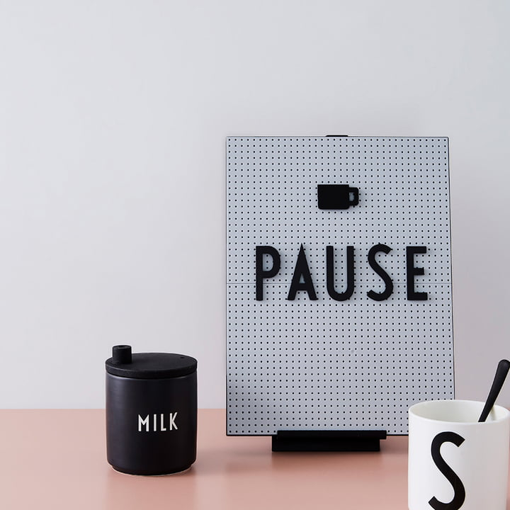 Message Board von Design Letters
