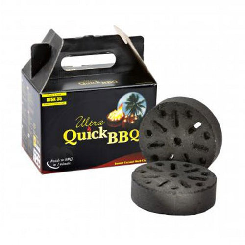 Quick-Brickets BBQ zu COBB Grill Easy to go