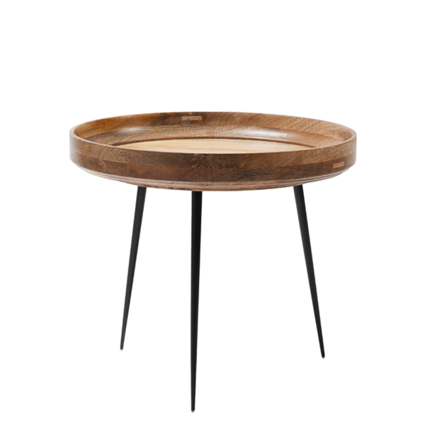 Mater Bowl Table Natural aus Mango L