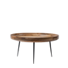 Mater Bowl Table Natural aus Mango XL