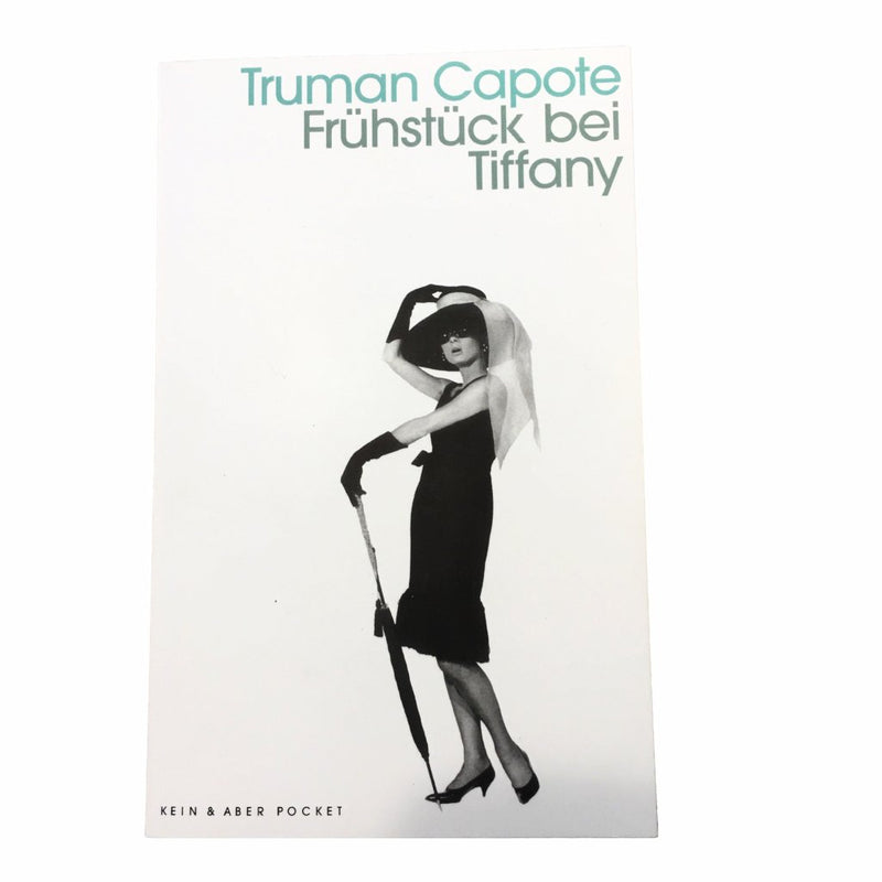 Buch im Pocketformat: Breakfast bei Tiffany