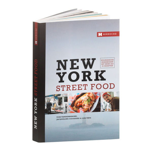 Kochbuch New York - Street Food