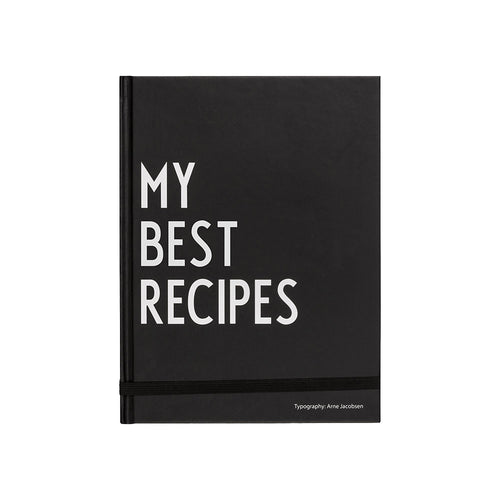 My best Recipes von Design Letters