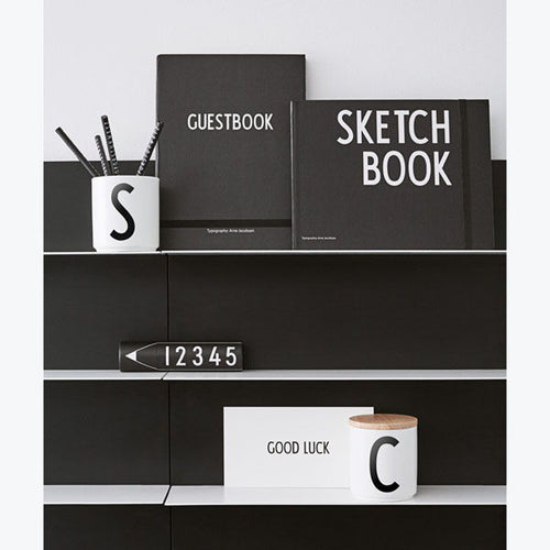 Scetch Book von Design Letters Mood