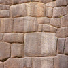Inca Stone wall detail