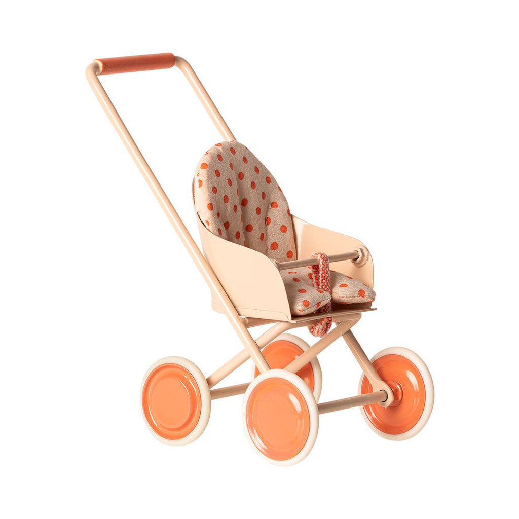Kinderwagen - Buggy von Maileg in soft coral