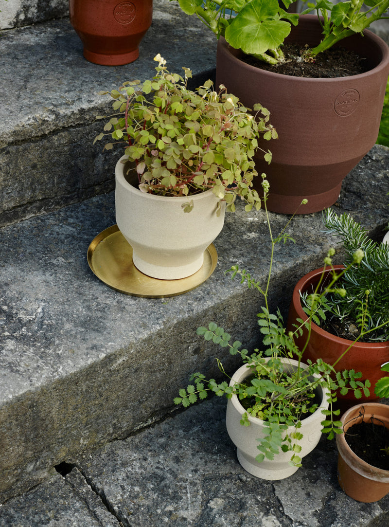 Terracotta Topf Edge Outdoor von Skagerak mood