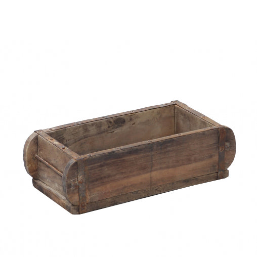 "Vintage Holz Box ""Brick"""