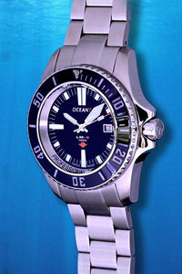 LM-8 Professional Deep Diver COSC Chronometer CLEARANCE!!
