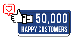 50,000 Happy Customers | ServeTheFlag.com