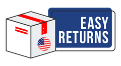 Easy Returns | ServeTheFlag.com